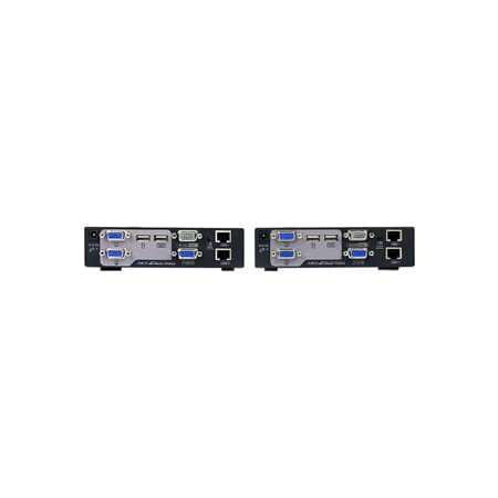 StarTech.com Analog KVM Console/Extender - Wired