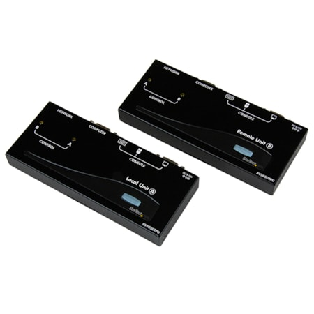 StarTech.com SV565UTPU Analog KVM Console/Extender - Wired - TAA Compliant
