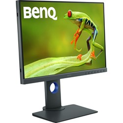 "BenQ PhotoVue SW240 61.2 cm (24.1"") WUXGA LED LCD Monitor - 16:10 - Grey"