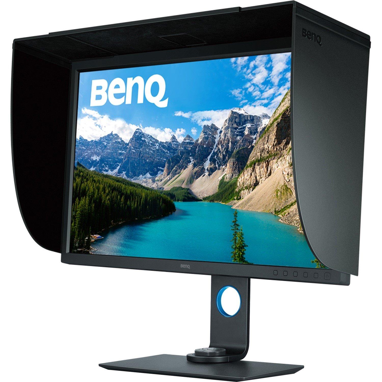"BenQ SW320 80 cm (31.5"") 4K UHD CCFL LCD Monitor - 16:9 - Grey"
