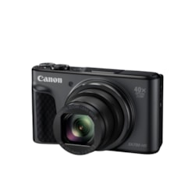 Canon SX730HSBK Powershot SX730HS Digital Still Camera - Black
