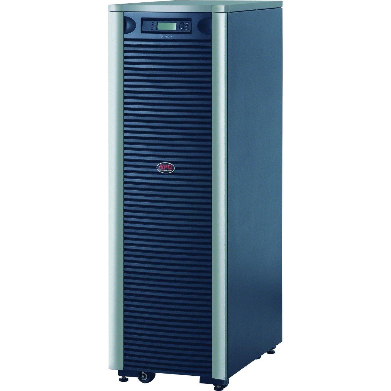 APC by Schneider Electric Symmetra SYA12K16IXR Dual Conversion Online UPS - 12 kVA/8.40 kW