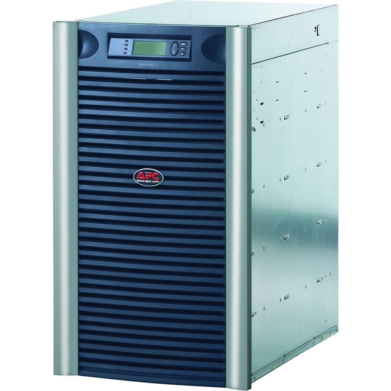 APC by Schneider Electric Symmetra SYA16K16RMI Dual Conversion Online UPS - 16 kVA/11.20 kW