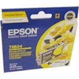 Epson T0634 Ink Cartridge - Yellow