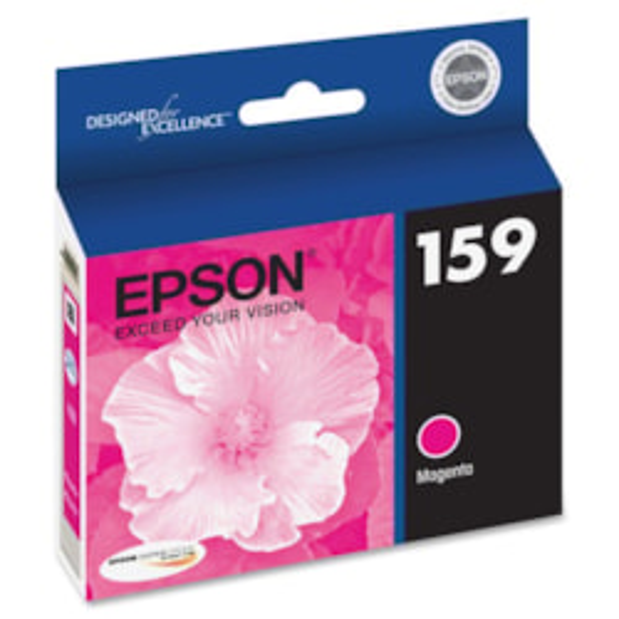Epson UltraChrome 159 Original Ink Cartridge - Magenta