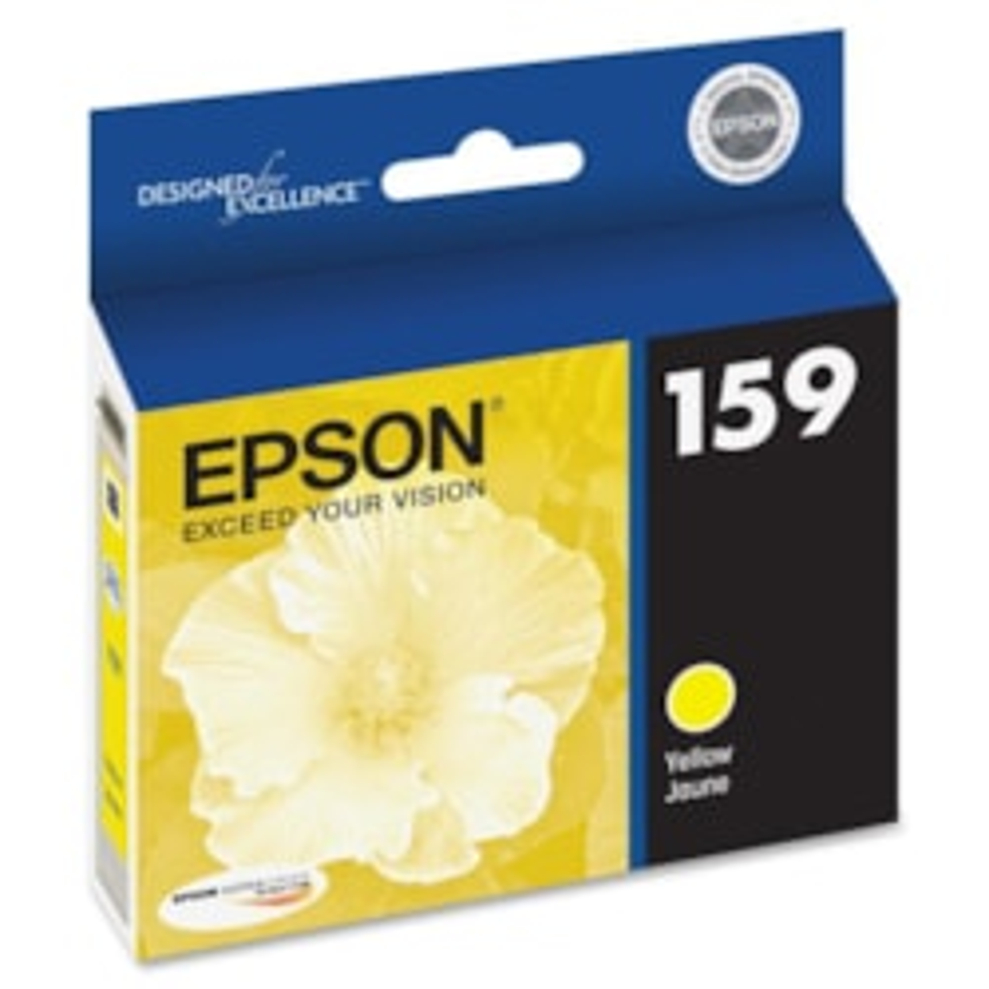 Epson UltraChrome 159 Original Ink Cartridge - Yellow