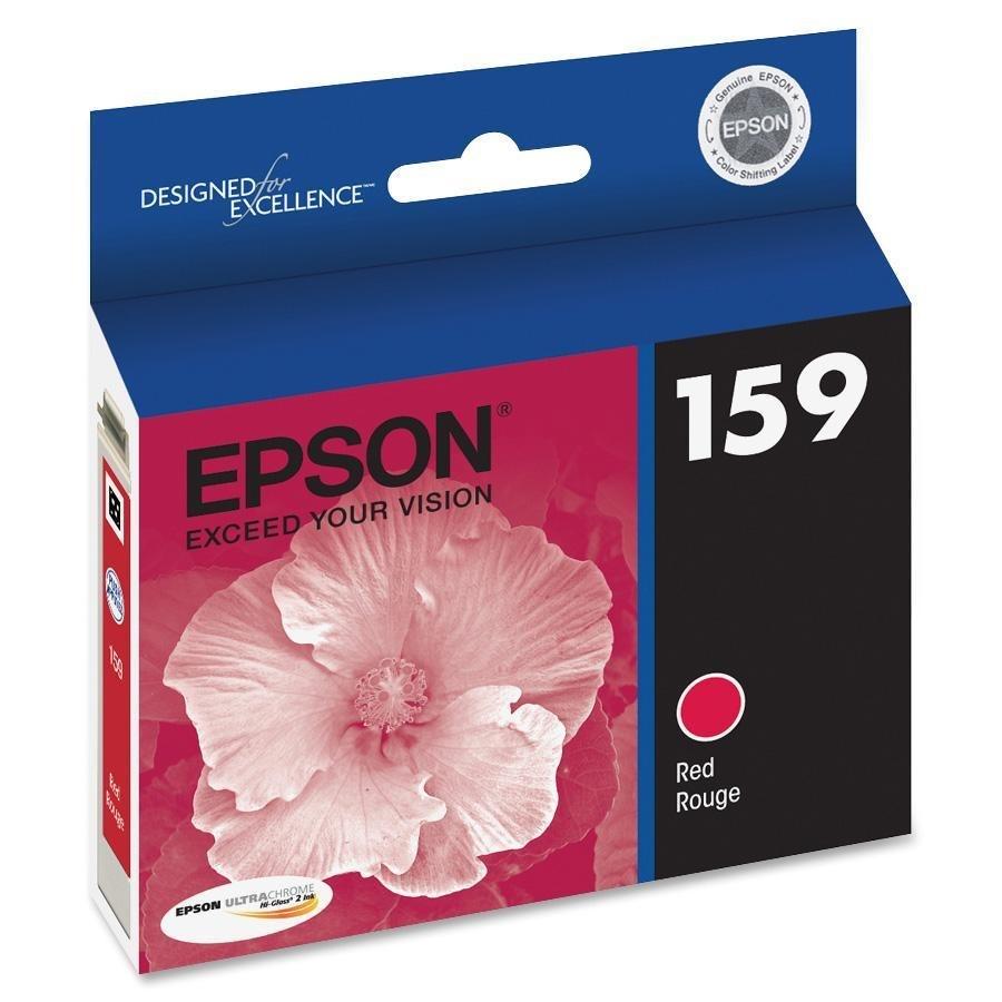 Epson UltraChrome 159 Original Ink Cartridge - Red