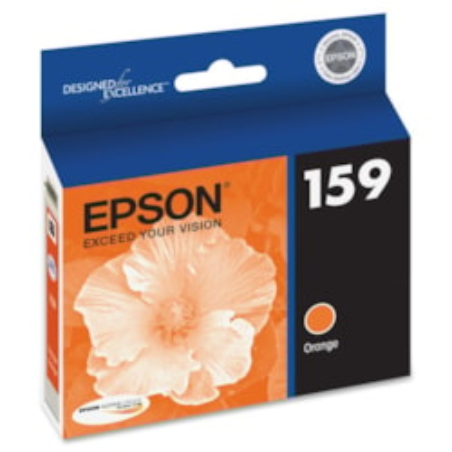 Epson UltraChrome 159 Original Ink Cartridge - Orange