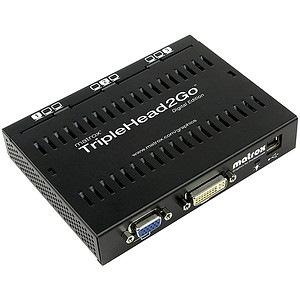 Matrox TripleHead2Go Digital Edition  - Firm Sale Only