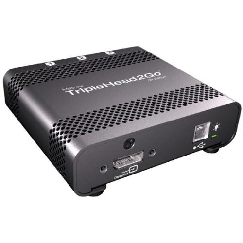 Matrox TripleHead2Go DP Edition External GXM