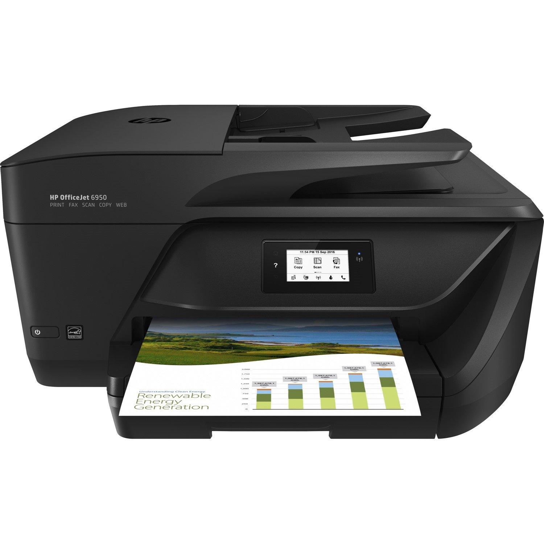 HP Officejet 6950 Inkjet Multifunction Printer - Colour