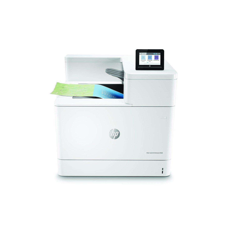 HP M856 M856dn Laser Printer - Colour