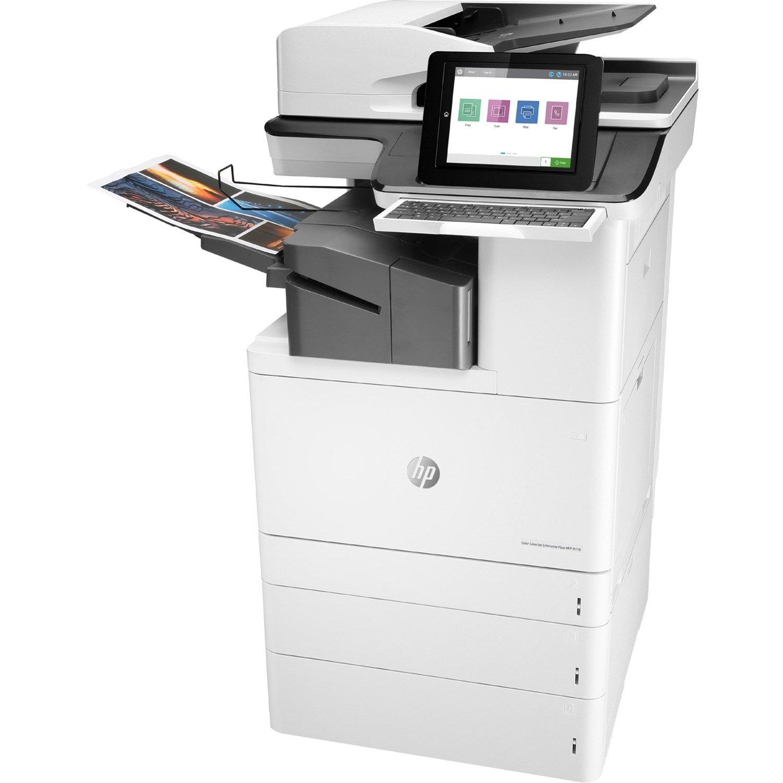 HP LaserJet Enterprise M776 M776zs Laser Multifunction Printer - Colour