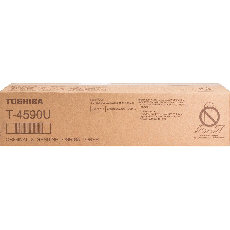 Toshiba T4590 Original Toner Cartridge - Black