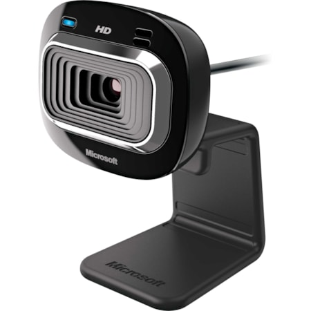 Microsoft LifeCam HD-3000 Webcam - 30 fps - USB 2.0 - 5 Pack(s)