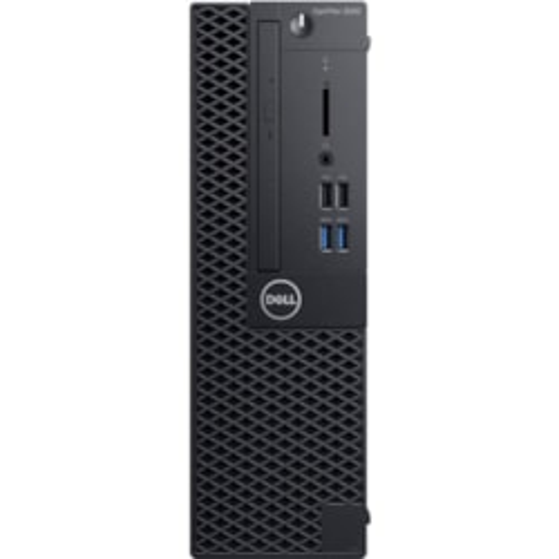 Dell OptiPlex 3000 3060 Desktop Computer - Intel Core i5 (8th Gen) i5-8500 - 8 GB DDR4 SDRAM - 1 TB HDD - Windows 10 Pro 64-bit (English) - Small Form Factor