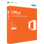 Microsoft Office 2016 Home & Business + Outlook - 1 PC