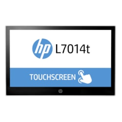 "HP L7014t 35.6 cm (14"") LED Touchscreen Monitor - 16:9 - 16 ms"