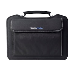 InfoCase Always-On Carrying Case (Carry On) Notebook, Accessories - Black