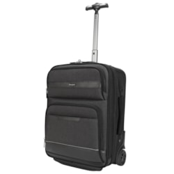 "Targus CitySmart TBR038GL Travel/Luggage Case (Roller) for 30.5 cm (12"") to 39.6 cm (15.6"") Notebook, Travel Essential"
