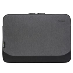 "Targus Cypress TBS64602GL Carrying Case (Sleeve) for 33 cm (13"") to 35.6 cm (14"") Notebook - Grey"