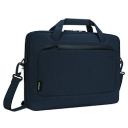 """Targus Cypress TBS92601GL Carrying Case (Slipcase) for 33 cm (13"""") to 35.6 cm (14"""") Notebook - Navy"""
