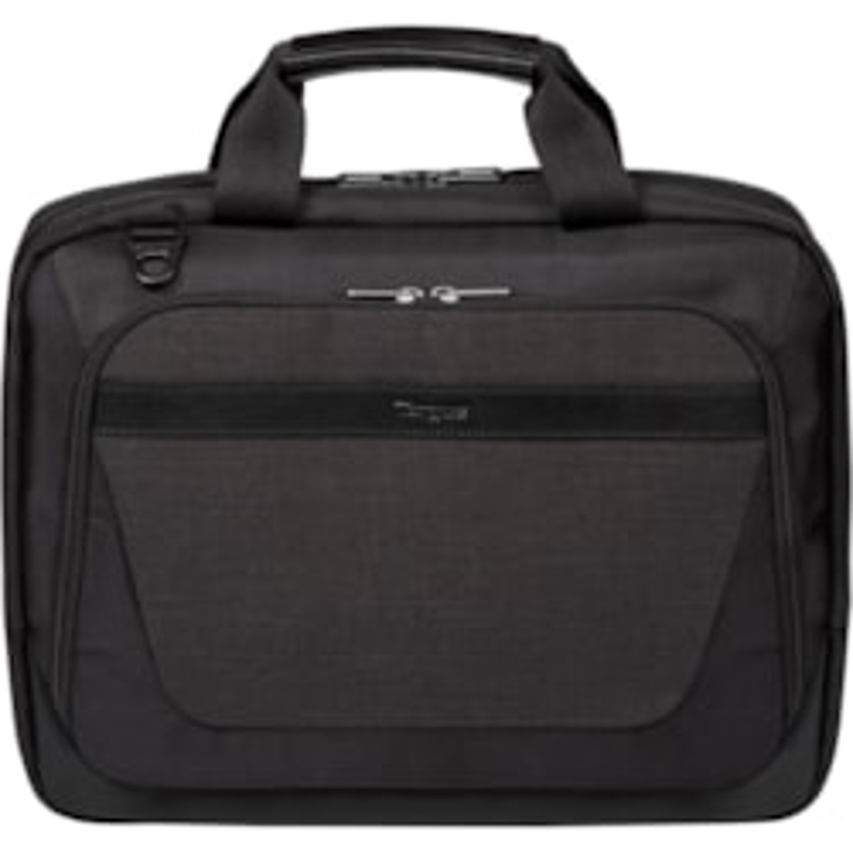 "Targus CitySmart TBT913AU Carrying Case (Briefcase) for 35.6 cm (14"") Notebook - Black"