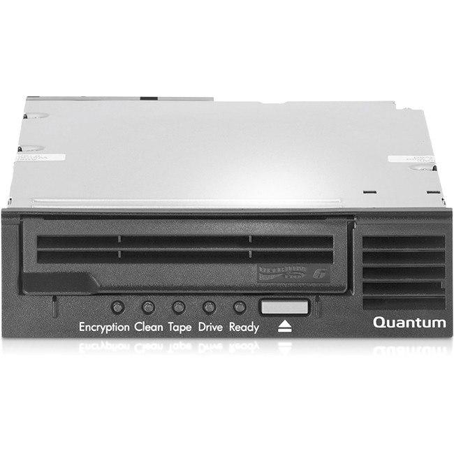 Quantum TC-L62AN-BR LTO-6 Tape Drive - 2.50 TB (Native)/6.25 TB (Compressed) - Black