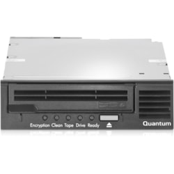 Quantum TC-L62AN-BR LTO-6 Tape Drive - 2.50 TB (Native)/6.25 TB (Compressed) - Black