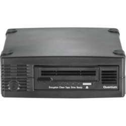 Quantum TC-L63CN-AR LTO-6 Tape Drive - 2.50 TB (Native)/6.25 TB (Compressed) - Black