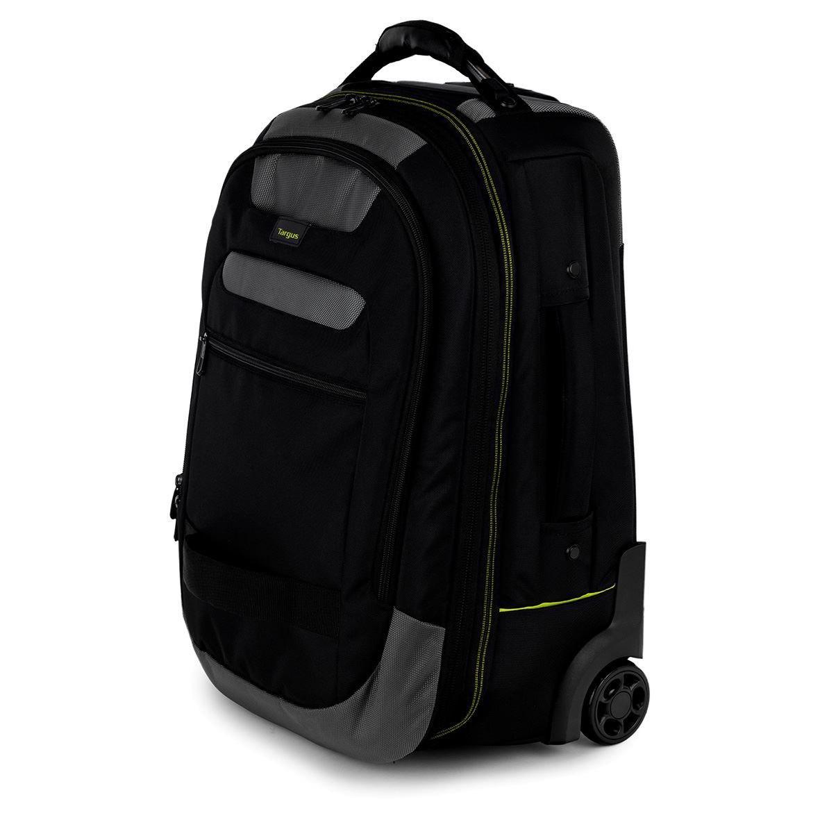 "Targus City Gear TCG715AU Carrying Case (Roller) for 39.6 cm (15.6"") Notebook - Black"