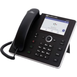 AudioCodes C450HD IP Phone - Corded - Corded/Cordless - Wi-Fi, Bluetooth - Desktop