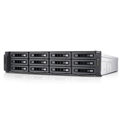 QNAP TES-1885U 18 x Total Bays SAN/NAS Storage System - Intel Xeon Hexa-core (6 Core) 2.20 GHz - 16 GB RAM - DDR4 SDRAM - 2U Rack-mountable