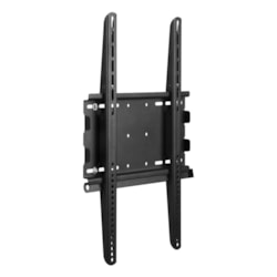 Atdec TH-3070-UFP Wall Mount for Flat Panel Display, Digital Signage Display - Black