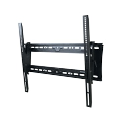 Atdec TH-3070-UT Wall Mount for Flat Panel Display - Black