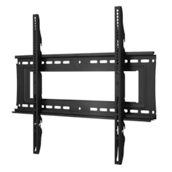 Atdec Wall Mount for Flat Panel Display - Black