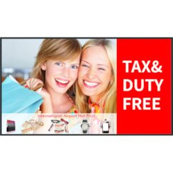 "Panasonic TH-75EF1W 190.5 cm (75"") LCD Digital Signage Display"