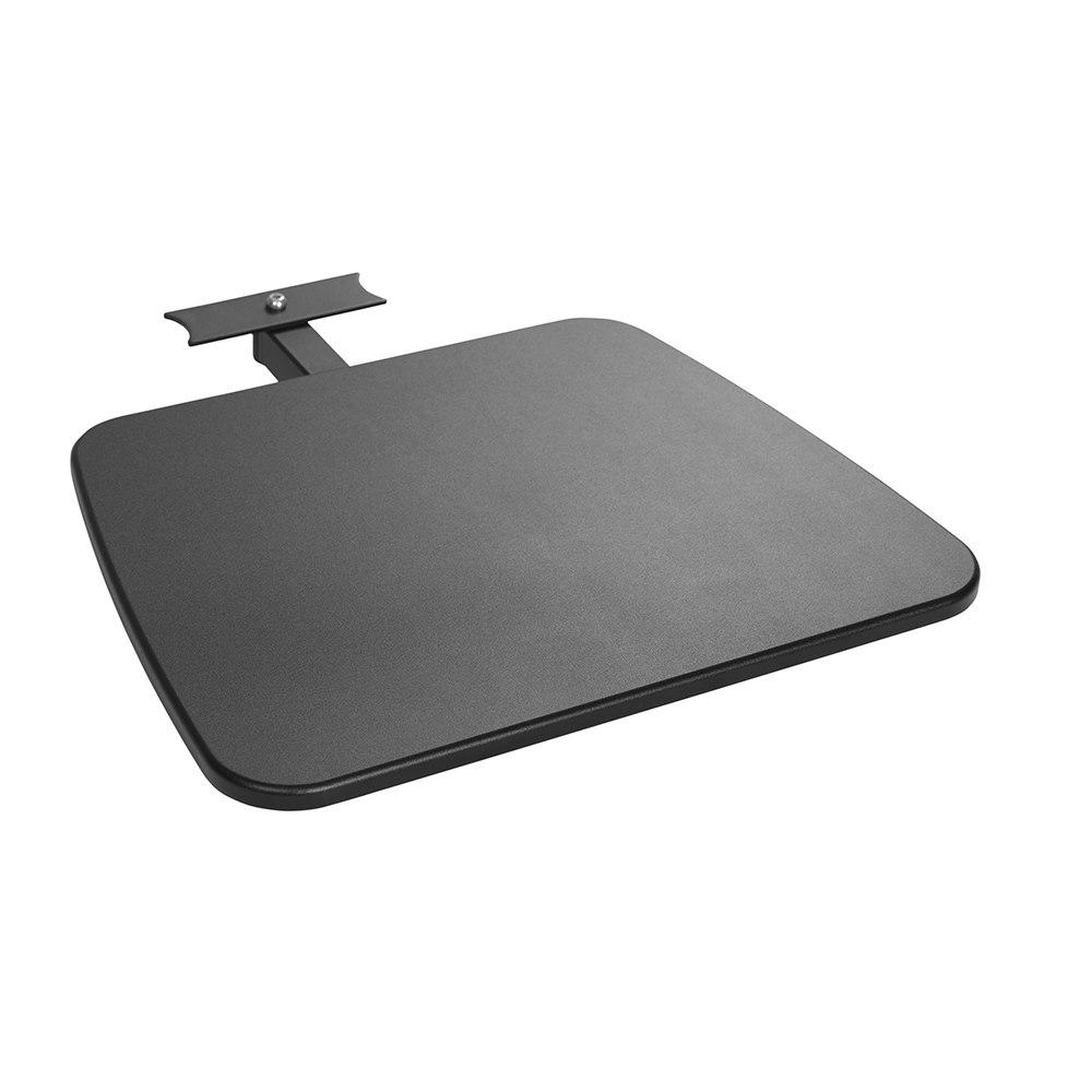 Atdec TH-TVS Mounting Shelf for A/V Equipment - Dark Grey