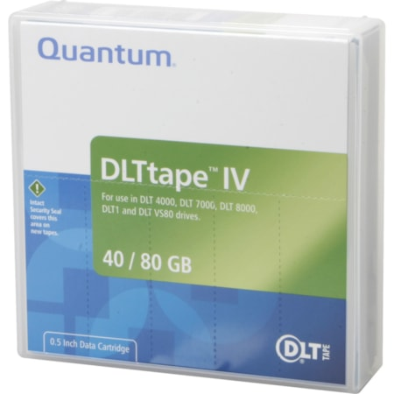 Quantum THXKD-02 Data Cartridge DLTtapeIV - 1 Pack