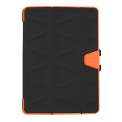 Targus 3D Protection THZ522AU Carrying Case iPad Air - Caviar Black, Fiesta Red