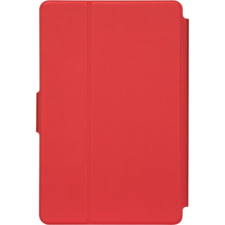 """Targus SafeFit THZ78503GL Carrying Case (Folio) for 26.7 cm (10.5"""") Apple, Samsung, Acer, Asus, Lenovo, Amazon, HP, Huawei, Dell, Google Tablet - Red"""