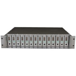 TP-LINK TL-MC1400 14 Slot Media Converter Chassis