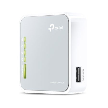 TP-LINK TL-MR3020 IEEE 802.11n Ethernet, Cellular Wireless Router