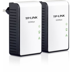 TP-LINK TL-PA411KIT Powerline Network Adapter - 2