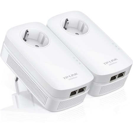 TP-LINK TL-PA9020P KIT Powerline Network Adapter - 2