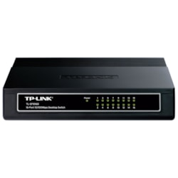 TP-LINK TL-SF1016D 16 Ports Ethernet Switch
