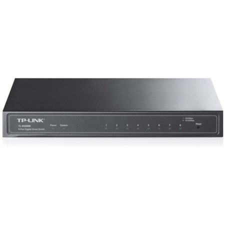 TP-LINK TL-SG2008 8 Ports Manageable Ethernet Switch
