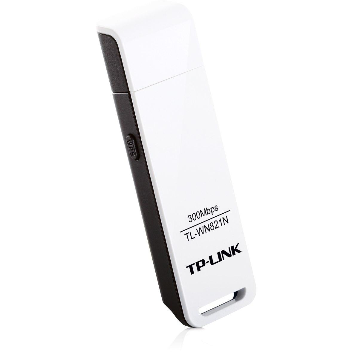 TP-LINK TL-WN821N IEEE 802.11n - Wi-Fi Adapter