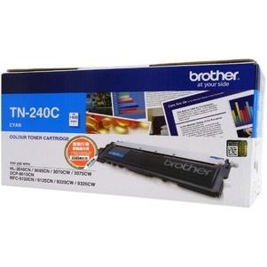 Brother TN-240C Toner Cartridge - Cyan