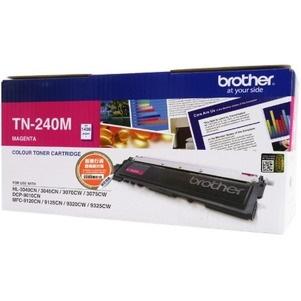 Brother TN-240M Toner Cartridge - Magenta